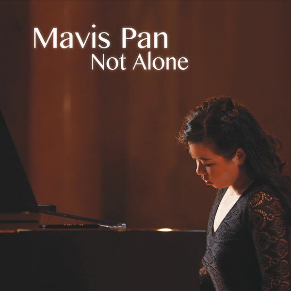 Cover art for Not Alone